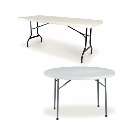 "main image of ""Lagray Plastic Folding Tables"""