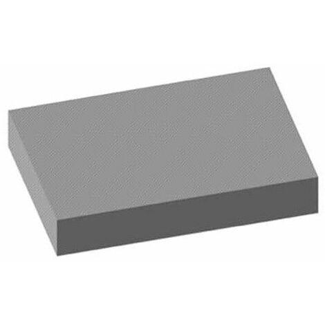 Lágrima gris alfombra 100x140cm aislante eléctrico espesor de 3 mm