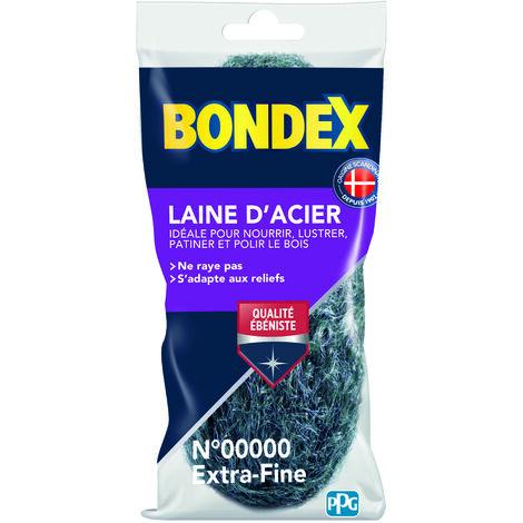 Laine d'Acier, Ultra-Fine, Bondex - 0,15 grs