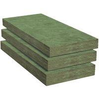Un Paquet De 16 Panneaux Laine De Verre Ursacoustic Terra Nu Ep 45mm 1152m² R 11