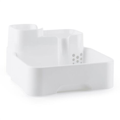 """main image of """"Lake Lassie Pet Trough Animal Fountain 4L Pump Activated Carbon Filter"""""""