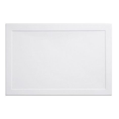 Lakes Low Profile Rectangular Shower Tray 1800mm x 1000mm x 45mm with 90mm Waste