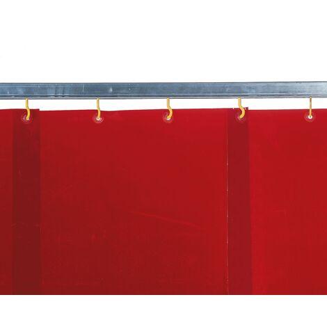 Lama para soldadura / Cortina NARANJA - EN 1598 & DIN EN ISO 25980