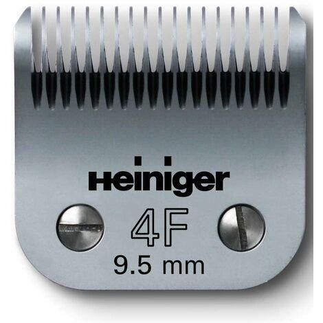 Lama per tosatrice Heiniger Saphir 4F - 9,5 mm per cane