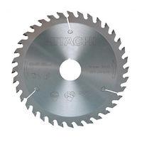 Lama troncatrice Hitachi acciaio antiruggine 185mm disco sega taglio legno