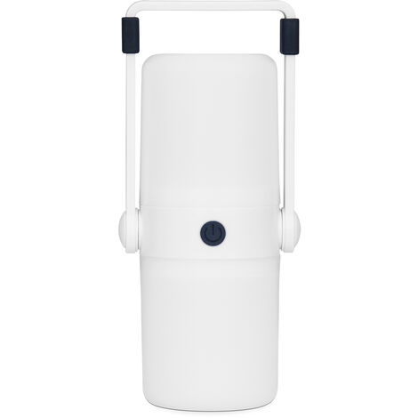 Lámapara portátil LED USB recargable - Tubo Blanco