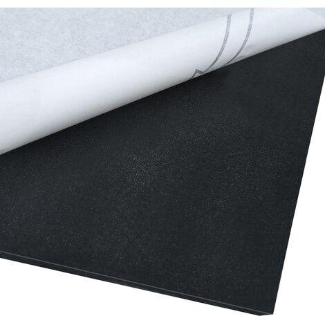Lamas para suelo autoadhesivas PVC marmol gris 5,11 m2