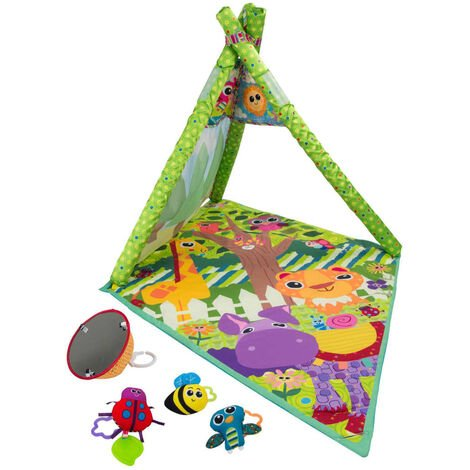 Lamaze 4-in-1 Play Gym Animal - Multicolour