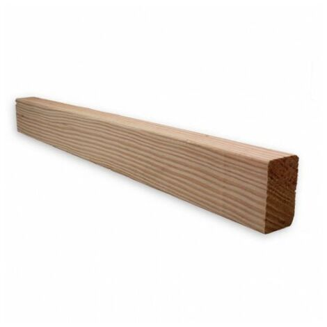 Lambourde / Tasseau 35x55 Douglas Autoclave Marron Sec Raboté Qualité Charpente 3m