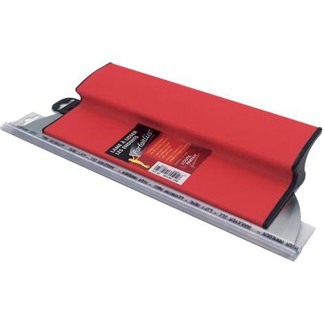 Lame à lisser Parfait Liss' pour le lissage des enduits et des bandes placo en 10cm, 12cm, 15cm, 25cm, 35cm, 45cm, 60cm, 80cm ou 100cm