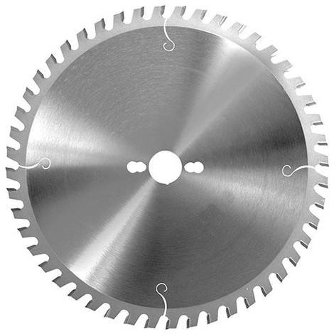 Lame carbure de chantier D. 210 x Al. 30 mm. x 32 dents alt. - 224.210.3034 - Leman