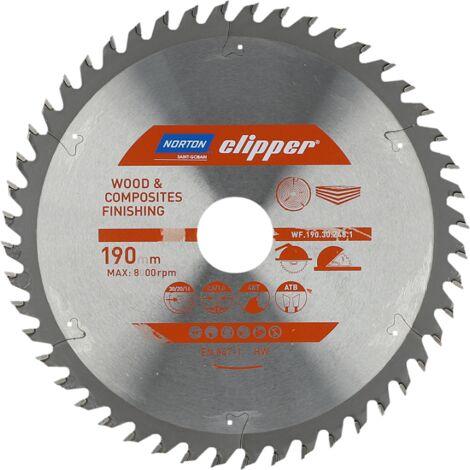 Lame carbure Finition 235x2.8/1.8x30 Z64 NORTON CLIPPER - 70184608106 - -
