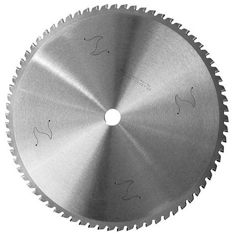 Lame carbure micro-grain 355 x Al. 25,4 mm. x 72 dents tp pour metaux - GOLD11.3552572 - Leman