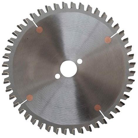 Lame carbure micro-grain D. 160 x Al. 20 mm. ép dents 2,2 mm. 48 dents neg. alt. - GOLD64.1602248 - Leman - -