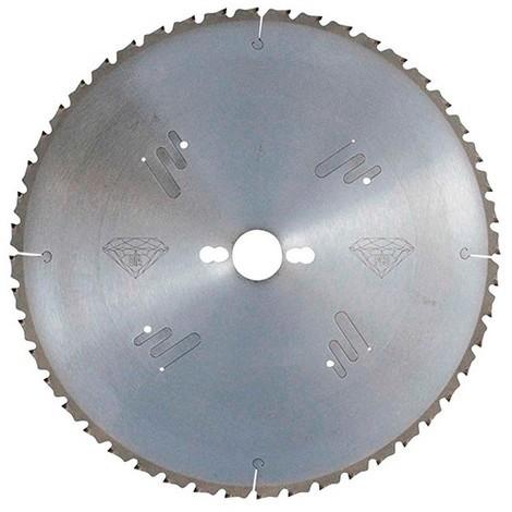 Lame circ. diamant D. 300 x Al. 30 mm. x 48 dents. Plate pour matériaux abrasifs - 3503003048 - Leman - -