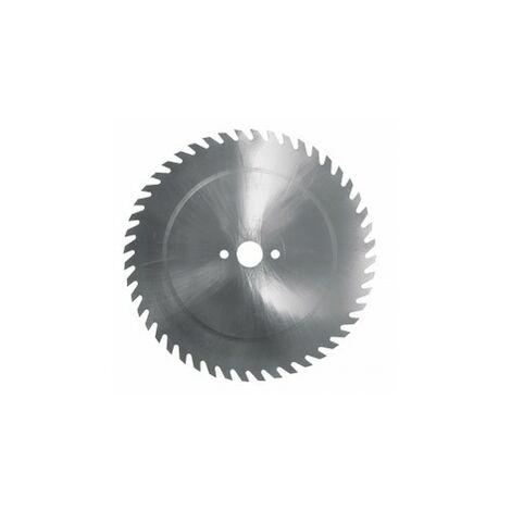 Lame circulaire acier 500 mm 56 dents crochet scie à buches