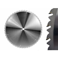 Lame circulaire carbure scie a buches 700 mm Z = 46 Anti-Recul