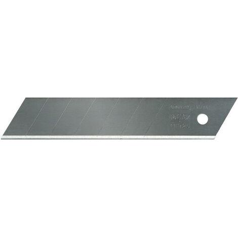 Lame cutter 25 mm fatmax 3-11-725 cte 20 lames - STANLEY