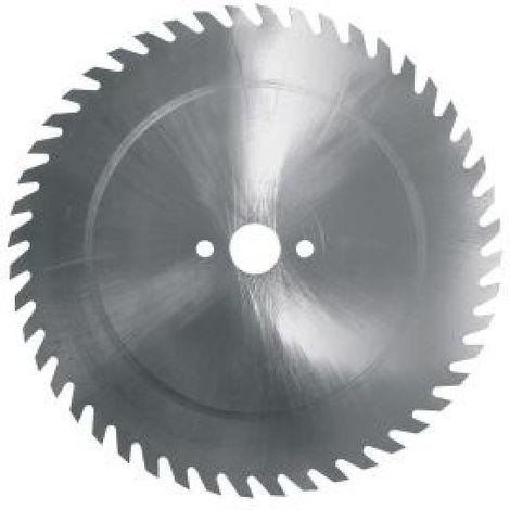 Lame de scie à buches acier 600 mm - 56 dents pour le bois de chauffage