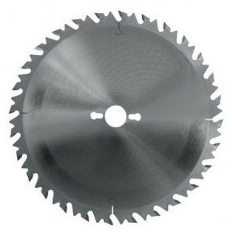 Lame de scie à buches carbure 400 mm - 36 dents pour le bois de chauffage