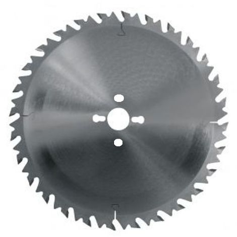 Lame de scie à buches carbure 500 mm - 44 dents spécial machine Gaubert et Séca