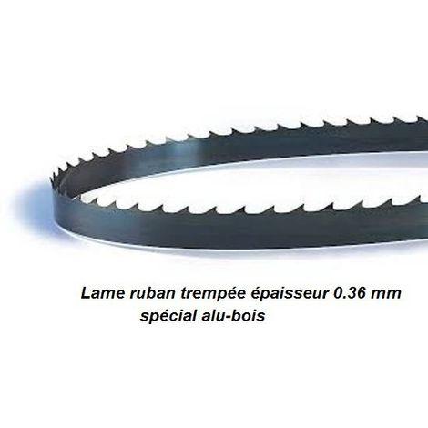 Lame de scie à ruban 1425 mm largeur 6 pour métaux non ferreux