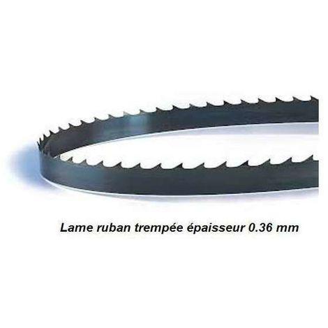 Lame de scie à ruban 1875 mm largeur 15 épaisseur 0.36 mm