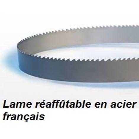 Lame de scie à ruban 2300 mm largeur 25 épaisseur 0.5 mm pour Kity 613 et Scheppach Basa 3.0