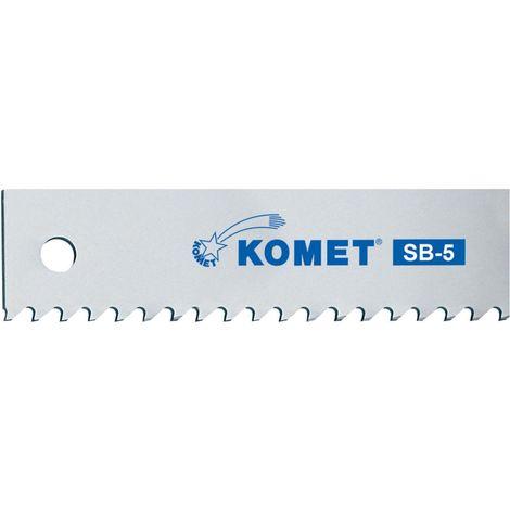 Lame de scie alternative SB5 D10 par pouce 450x30x1,50mm KOMET 1 PCS