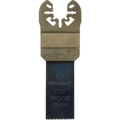 Lame de scie bois 22 mm CRV Standard X894001