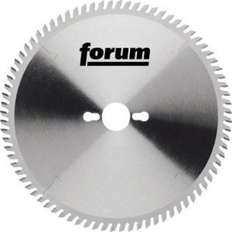 Lame de scie circulaire, Ø : 190 mm, Larg. : 2,8 mm, Alésage 30 mm, Perçages secondaires : 2/7/42, Dents : 24