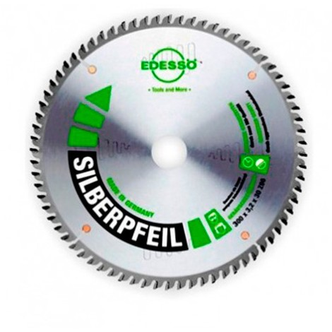Lame de scie circulaire 250 x 3,2 x 30 x Z 42 UW - E34025030 - Holzprofi