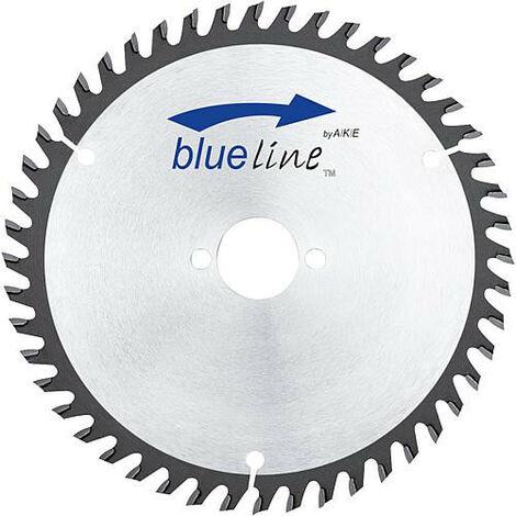 Lame de scie circulaire AKE blueline D : 230x3,0x30mm 64 dents pour bois et plastique