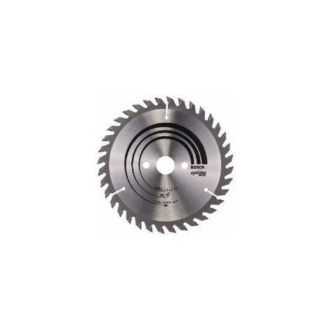 Lame de scie circulaire BOSCH Optiline Wood 150 X 20/16 X 2.4 36D - 2608640593