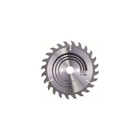 Lame de scie circulaire BOSCH Optiline Wood 150X20/16X2.4 24D - 2 608 640 592
