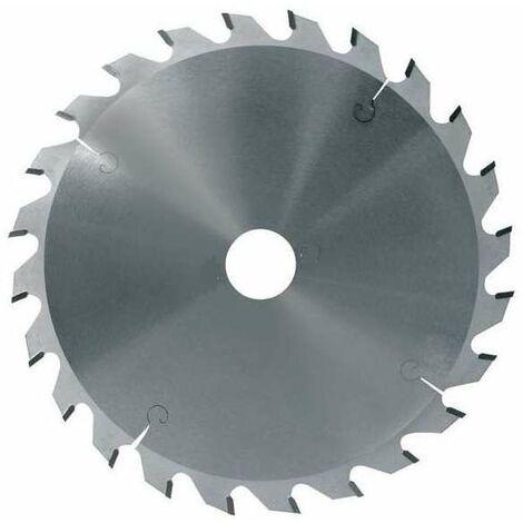Lame de scie circulaire carbure 150 mm alésage 20 - 24 dents