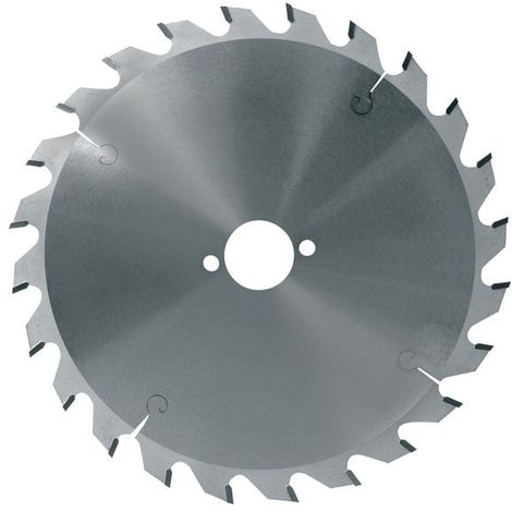 Lame de scie circulaire carbure 210 mm - 24 dents