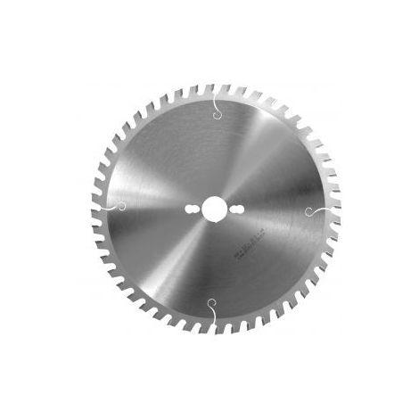 Lame de scie circulaire carbure 235 mm DRY CUT pour métal, fer et acier