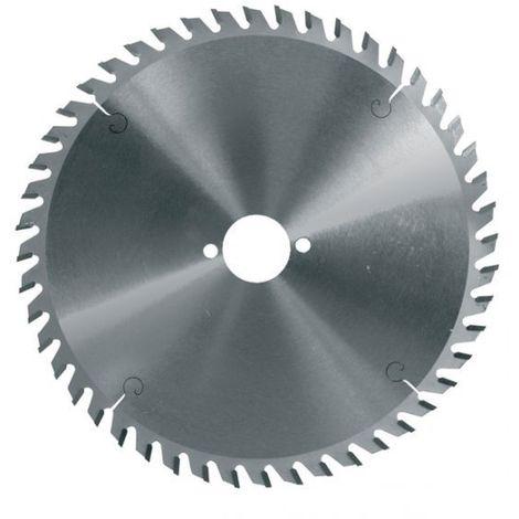 Lame de scie circulaire carbure 250 mm DRY CUT pour métal, fer et acier