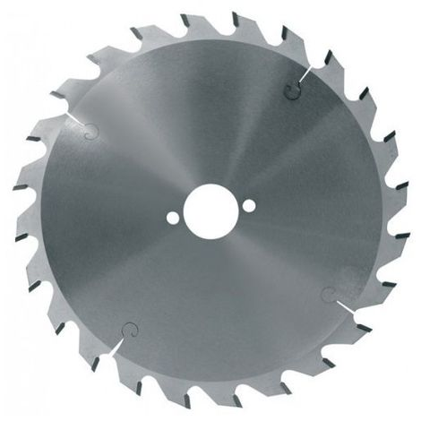 Lame de scie circulaire carbure Trafée 210 mm - 20 dents (semi-pro)