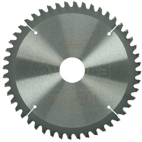 Lame de scie circulaire Choix du modèle 165 x 30 mm. 48 dents