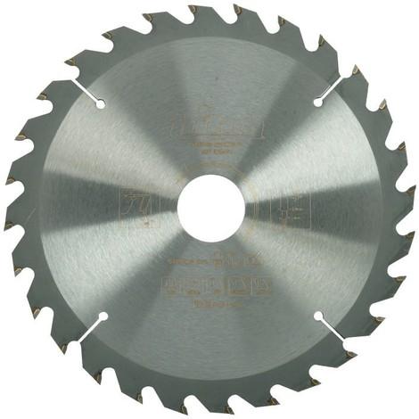 Lame de scie circulaire Choix du modèle 184 x 30 mm. 28 dents