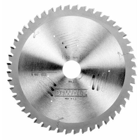 Lame de scie circulaire DEWALT - bois - Ø305 mm - 96 dents - AL30 - DT4290