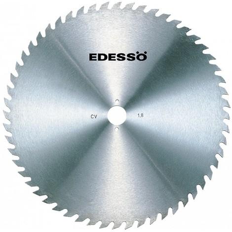 Lame de scie circulaire en acier massif chromé 450x2,2x30mm 56 dents