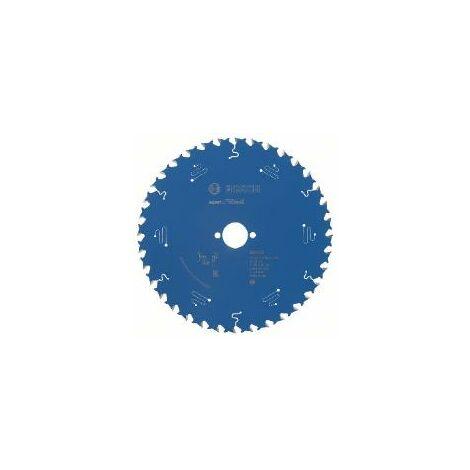 Lame de scie circulaire Expert for Wood Ø30mm - 235 x 30 x 2,8 mm, 36 - 2 608 644 064
