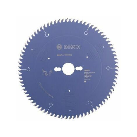 Lame de scie circulaire Expert for Wood Ø30mm - 250 x 30 x 2,5 mm, 80 - 2 608 642 500
