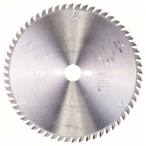 Lame de scie circulaire Expert for Wood Ø30mm - 250 x 30 x 3,2 mm, 60 - 2 608 642 506