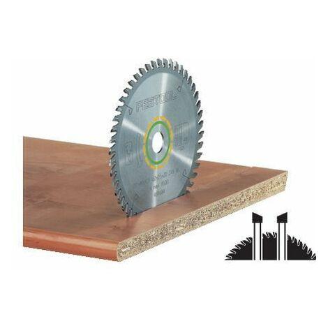 Lame de scie circulaire FESTOOL - bois - Ø160 mm - 48 dents - 491952