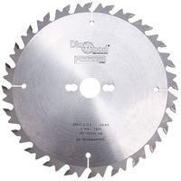 Lame de scie circulaire HM débit D. 250 x Al. 30 x ép. 3,2 mm x Z24 Alt + AR - Diamwood Platinum - -