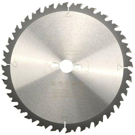 Lame de scie circulaire HM débit D. 300 x Al. 30 x ép. 3,2/2,2 mm x Z28 Alt + AR pour bois - Diamwood